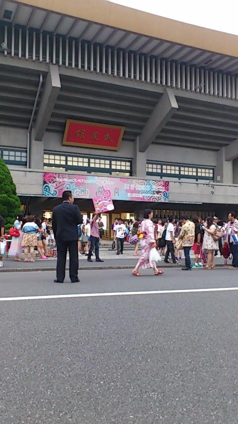 武道館プレミアム先行ライブ 現地レポ 9