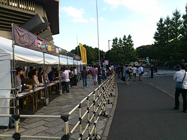 TREASURE BOX 武道館 現地レポ 7