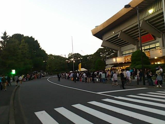TREASURE BOX 武道館 現地レポ 9
