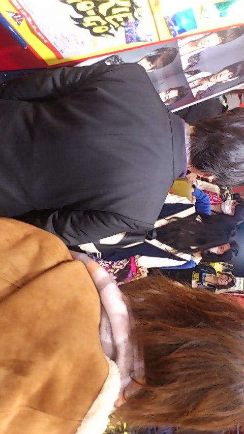 渋谷タワレコ 握手会 現地レポ 8